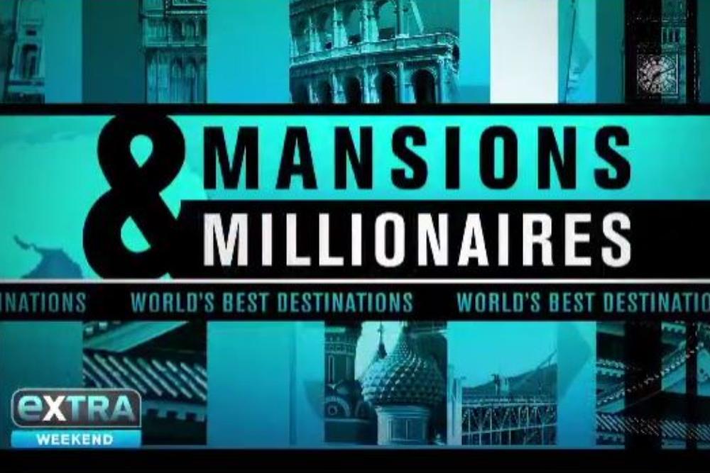 Mansions & Millionaires Logo