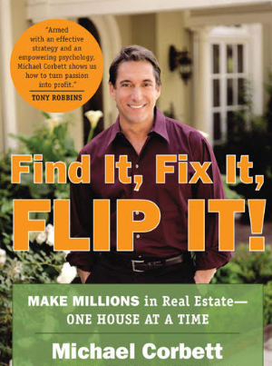 Find it, Fix it, FLIP IT! book cover
